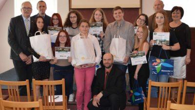 Návštěva z KÚ Olomouckého kraje