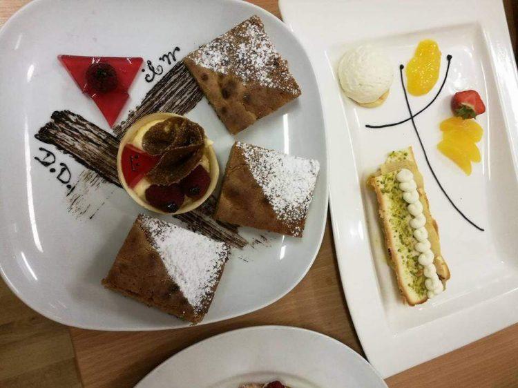 Kurz cukrářské technologie na téma restaurační moučníky