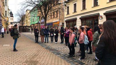 Exkurze po historických částech Šumperka