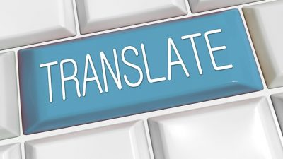Překladatelská soutěž z anglického jazyka