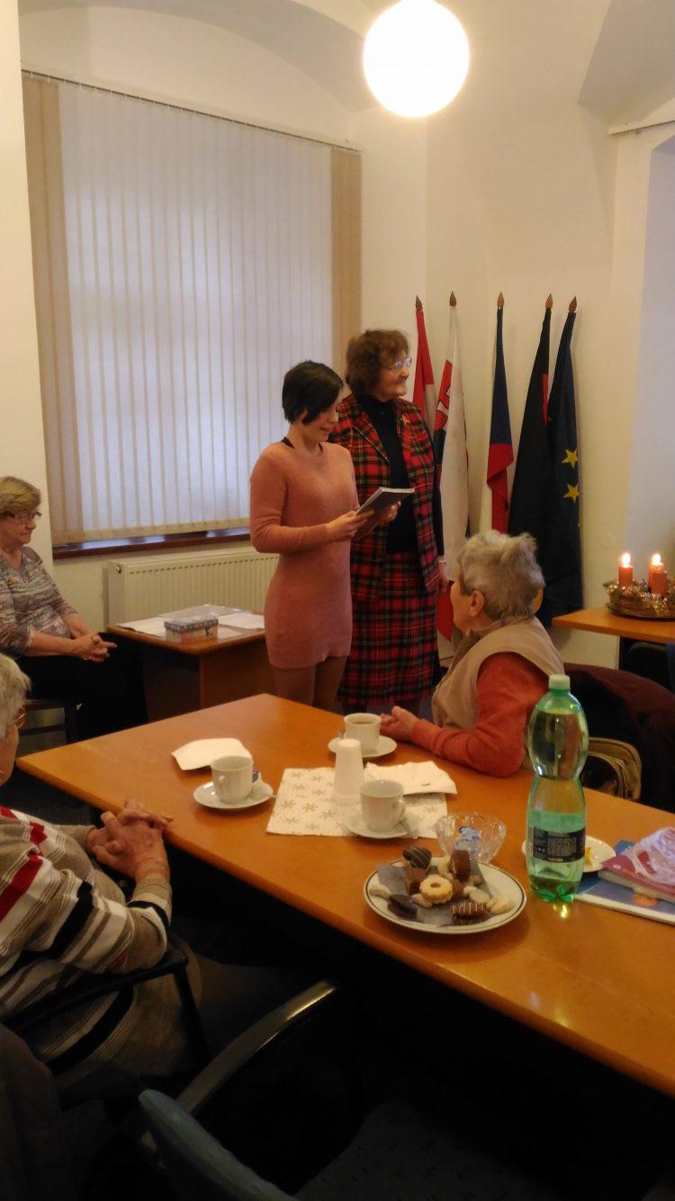 Účast našich studentů na kulturní akci Spolku Němců