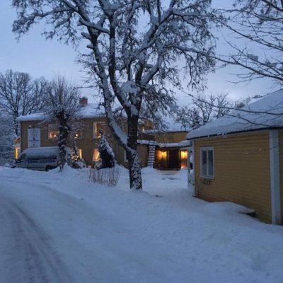 Na praxi do jižního Švédska!