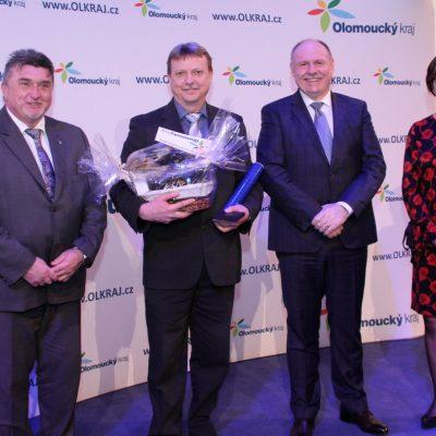 Pedagog Olomouckého kraje 2019