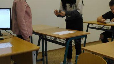Školní kolo konverzační soutěže jazyka ruského