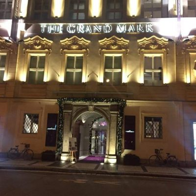 Praxe v hotelu The Grand Mark Prague