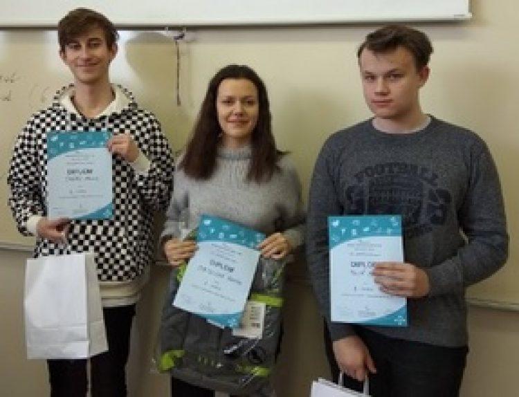 Krajské kolo konverzační soutěže v anglickém jazyce