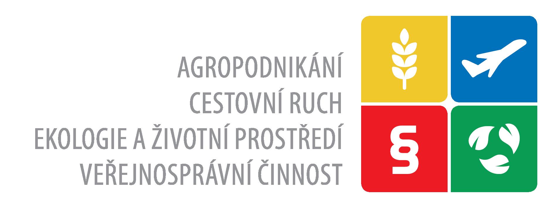 Logo školy s obory